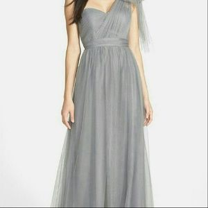 Jenny Yoo Anabelle Convertible Tulle Full Length